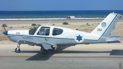 351 - Socata TB-20 Pashosh - Israel - Air Force