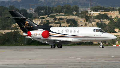 ZS-PZA - Raytheon Hawker 800XP - Pezula Estates