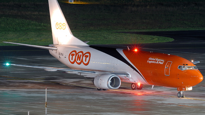 OO-TNJ - Boeing 737-301(SF) - TNT Airways