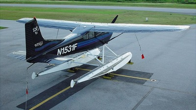 N1531F - Cessna 185D Skywagon - Wings Air