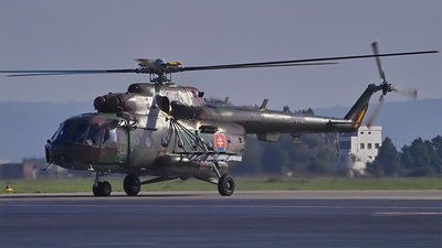0812 - Mil Mi-17M Hip - Slovakia - Air Force