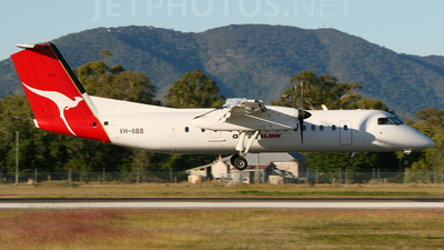 VH-SBB - Bombardier Dash 8-Q315 - QantasLink (Sunstate Airlines)