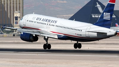 N653AW - Airbus A320-232 - US Airways (America West Airlines)