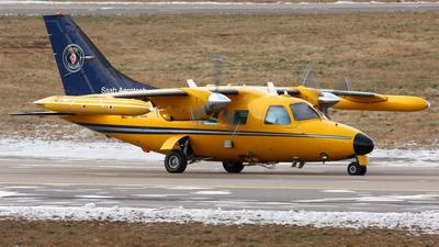 SE-IOZ - Mitsubishi MU-2B-25 - Saab Nyge Aero