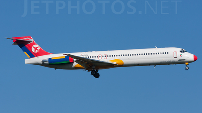 OY-JRU - McDonnell Douglas MD-87 - Danish Air Transport (DAT)