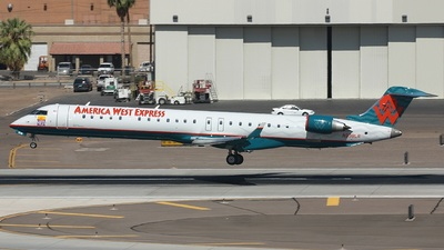 N938LR - Bombardier CRJ-900ER - America West Express (Mesa Airlines)