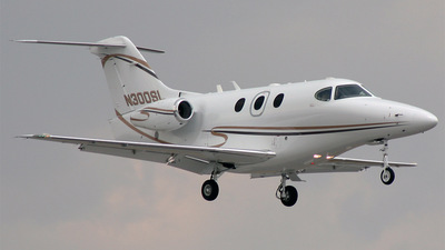 N300SL - hawker Beechcraft 390 Premier I - Private