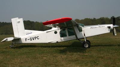 A picture of FGVPC - Pilatus PC6/B2H4 - [951] - © Eric Pajaud
