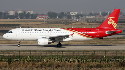 B-6316 - Airbus A320-214 - Shenzhen Airlines