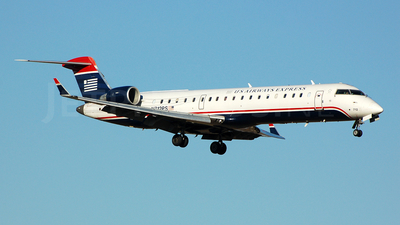 N712PS - Bombardier CRJ-701ER - US Airways Express (PSA Airlines)