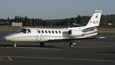 A picture of FGLYC - Cessna 560 Citation V - [5600205] - © Eero Lumme