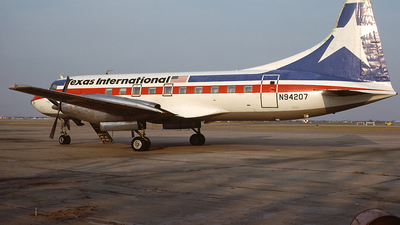 N94207 - Convair CV-600 - Texas International