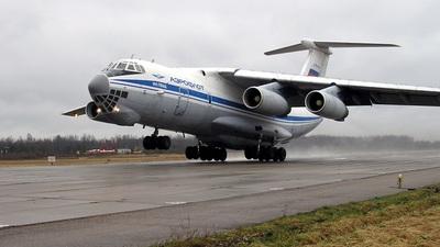 - Ilyushin IL-76MD - Russia - Air Force