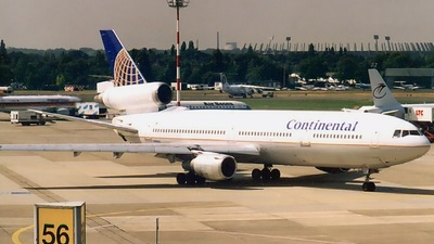 N14063 - McDonnell Douglas DC-10-30 - Continental Airlines