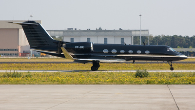 VP-BKI - Gulfstream G-IV(SP) - Gama Aviation