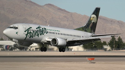 N310FL - Boeing 737-3L9 - Frontier Airlines
