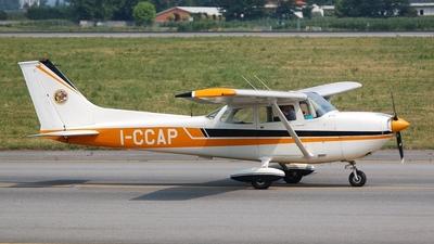 A picture of ICCAP - Cessna FR172J - [0438] - © Andrea Occhi