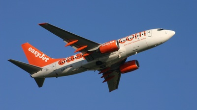G-EZJV - Boeing 737-73V - easyJet