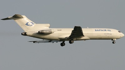 ZS-OPT - Boeing 727-223(F) - Safair