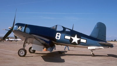 N11Y - Goodyear FG-1D Corsair - Private