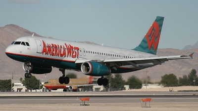 - Airbus A320-232 - America West Airlines