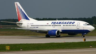 EI-DTW - Boeing 737-5Y0 - Transaero Airlines