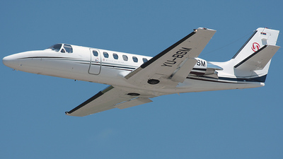 YU-BSM - Cessna 550B Citation Bravo - Prince Aviation