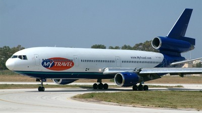 G-TAOS - McDonnell Douglas DC-10-10 - MyTravel Airways