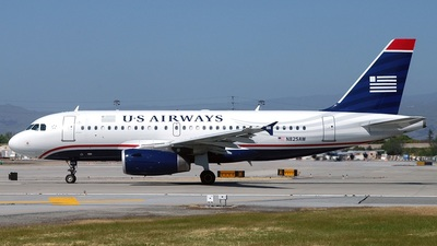 N825AW - Airbus A319-132 - US Airways (America West Airlines)