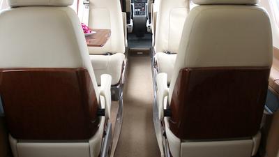 PT-PVY - Embraer 505 Phenom 300 - Embraer