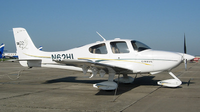 A picture of N62HL - Cirrus SR22 - [0978] - © Sun Valley Aviation