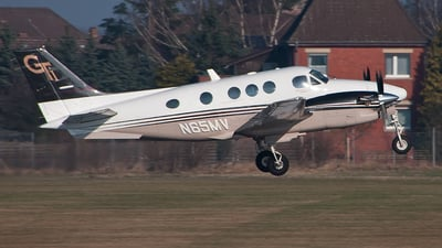 N65MV - Beechcraft C90GTi King Air - Private