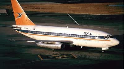 ZS-SIH - Boeing 737-244(Adv) - South African Airways