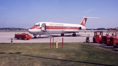C-FTLO - McDonnell Douglas DC-9-32 - Air Canada