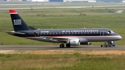 N821MD - Embraer 170-100SU - US Airways Express (Republic Airlines)
