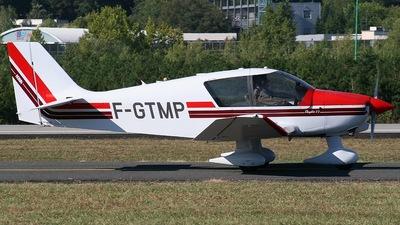 F-GTMP - Robin DR400/120 Dauphin 2+2 - Aero Club - Toulouse Midi-Pyrénées