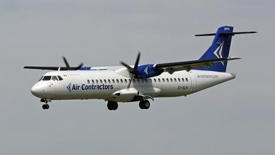 EI-SLH - ATR 72-202(F) - Air Contractors