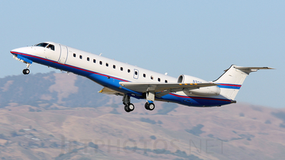 N325JF - Embraer ERJ-135ER - Private