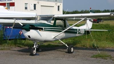 C-FUQU - Cessna 150F - Private