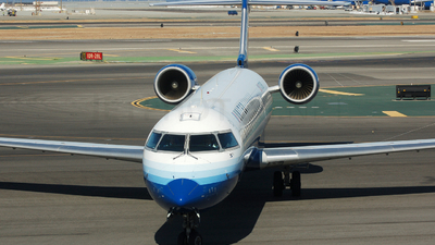N738SK - Bombardier CRJ-701 - United Express (SkyWest Airlines)