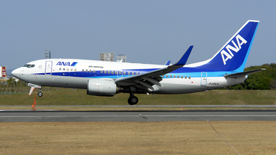 JA08AN - Boeing 737-781 - All Nippon Airways (ANA)