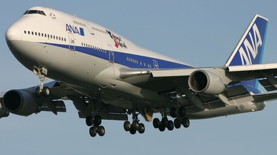 JA8958 - Boeing 747-481 - All Nippon Airways (ANA)