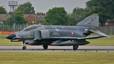 68-0342 - McDonnell Douglas F-4E Phantom II - Turkey - Air Force