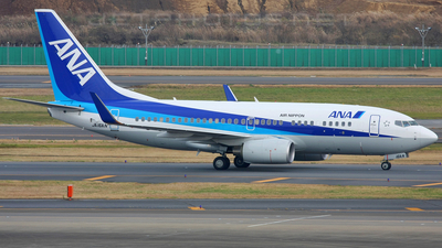 JA16AN - Boeing 737-781 - All Nippon Airways (ANA)