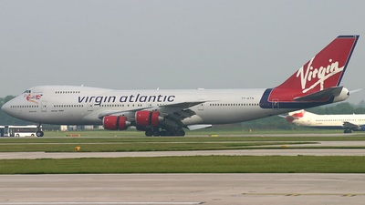 TF-ATN - Boeing 747-219B - Virgin Atlantic Airways