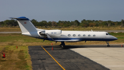 HB-IWY - Gulfstream G-IV - Jets Personales