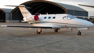 PR-RDM - Cessna 510 Citation Mustang - Private