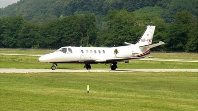 HB-VMX - Cessna 550B Citation Bravo - Jet Aviation Business Jets