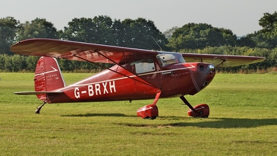 G-BRXH - Cessna 120 - Private