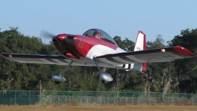 A picture of N59LH - Van's RV8 - [81202] - © Kevin Porter